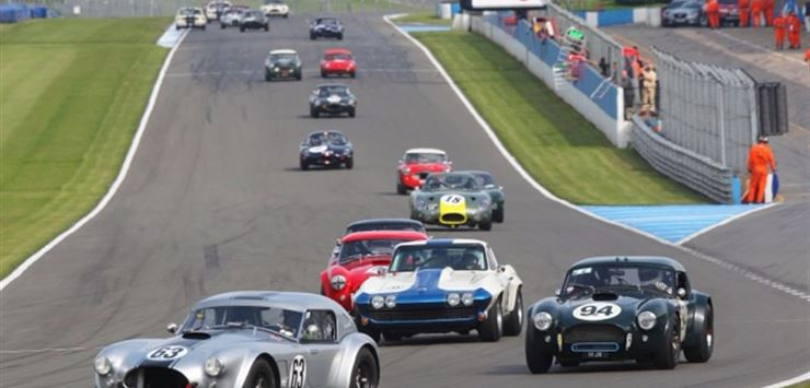 Pre 66 GT Cars