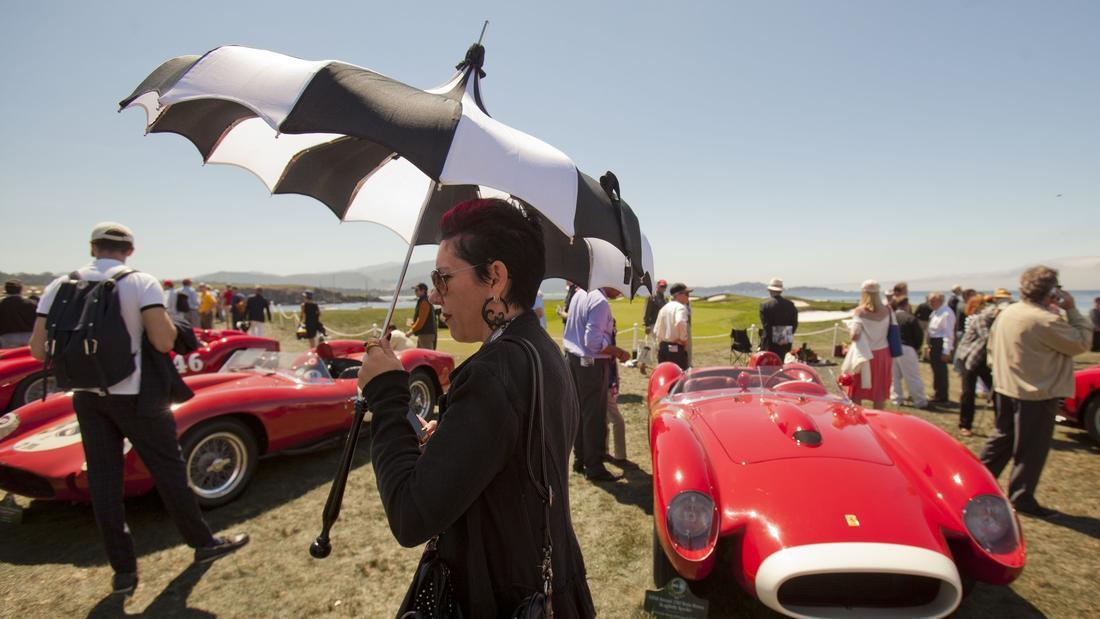 2014 Pebble Beach: Auction totals hit $400 million, break record