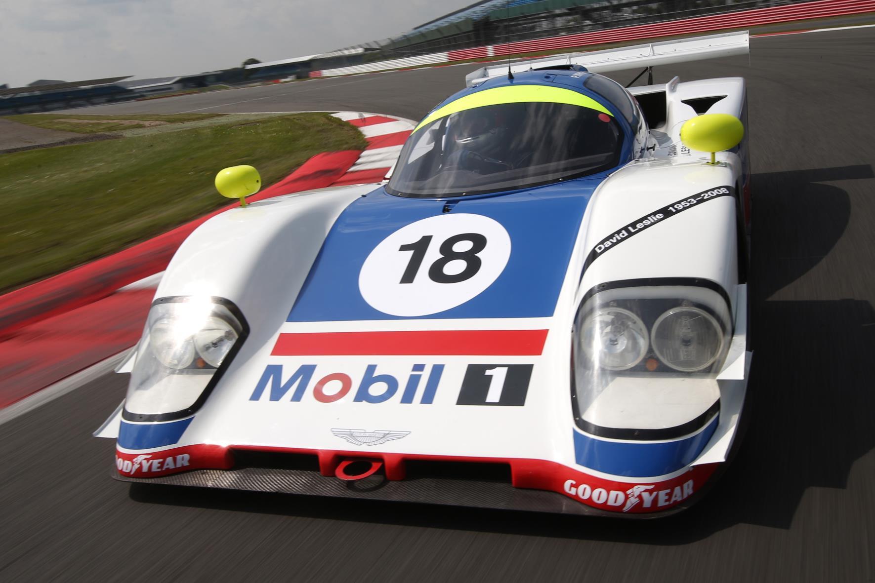 1989 Aston Martin Group C racecar to headline sale at Race Retro