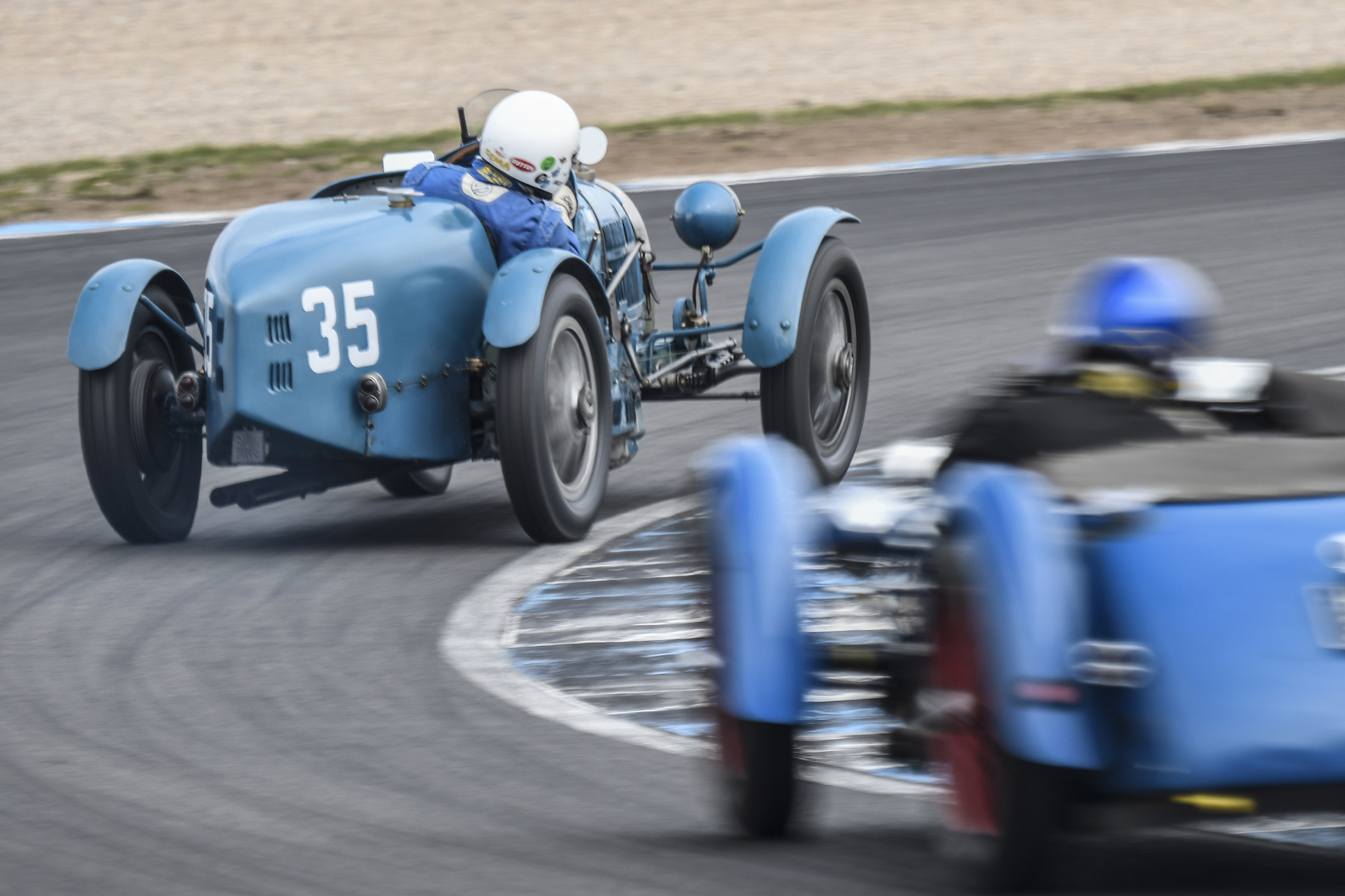 Great line-up planned for Donington Historic Festival
