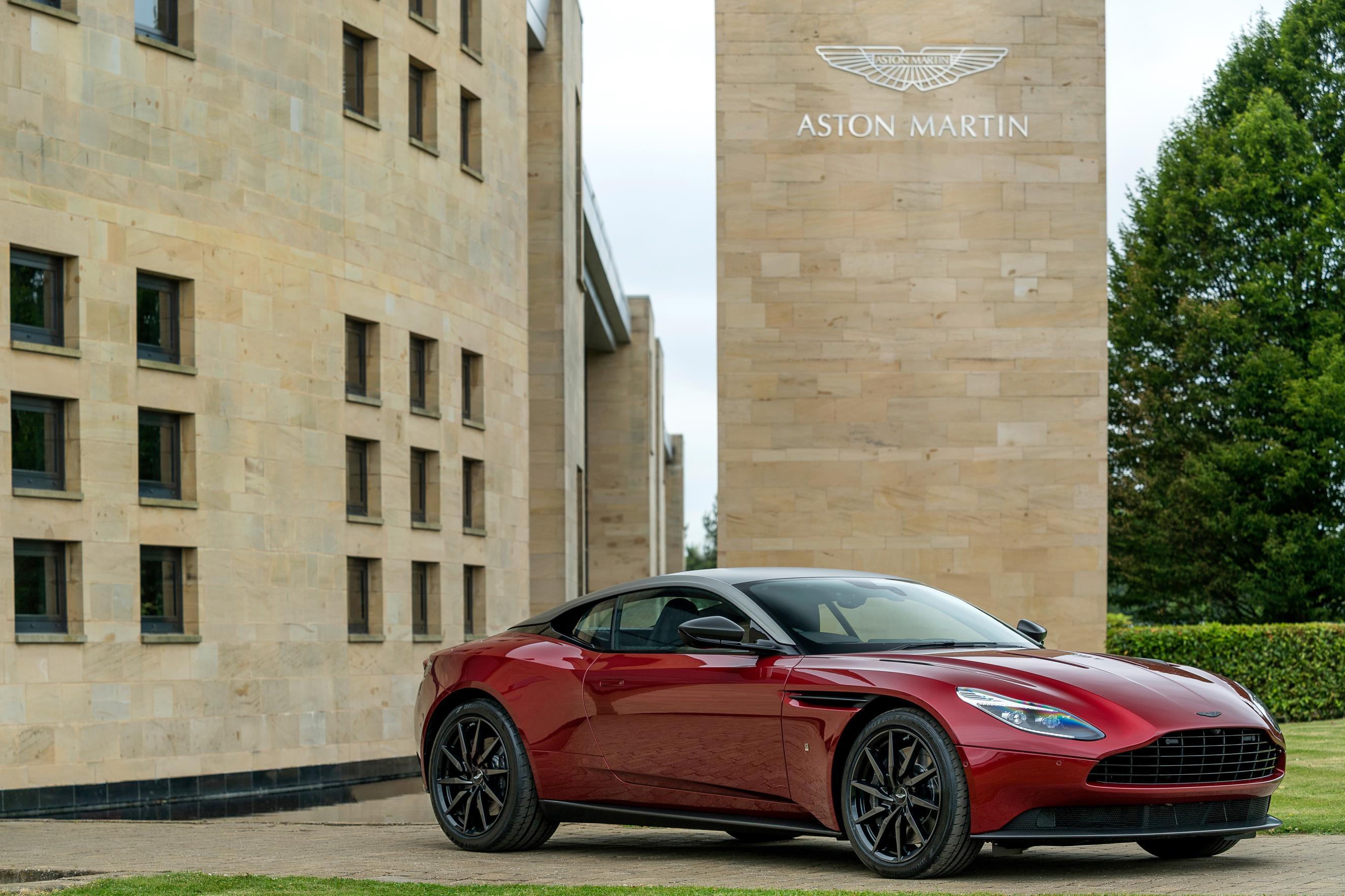 Aston Martin announce DB11 Special Edition