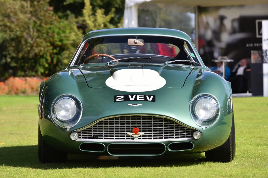 Rare Aston Martin to feature at Concours of Elegance