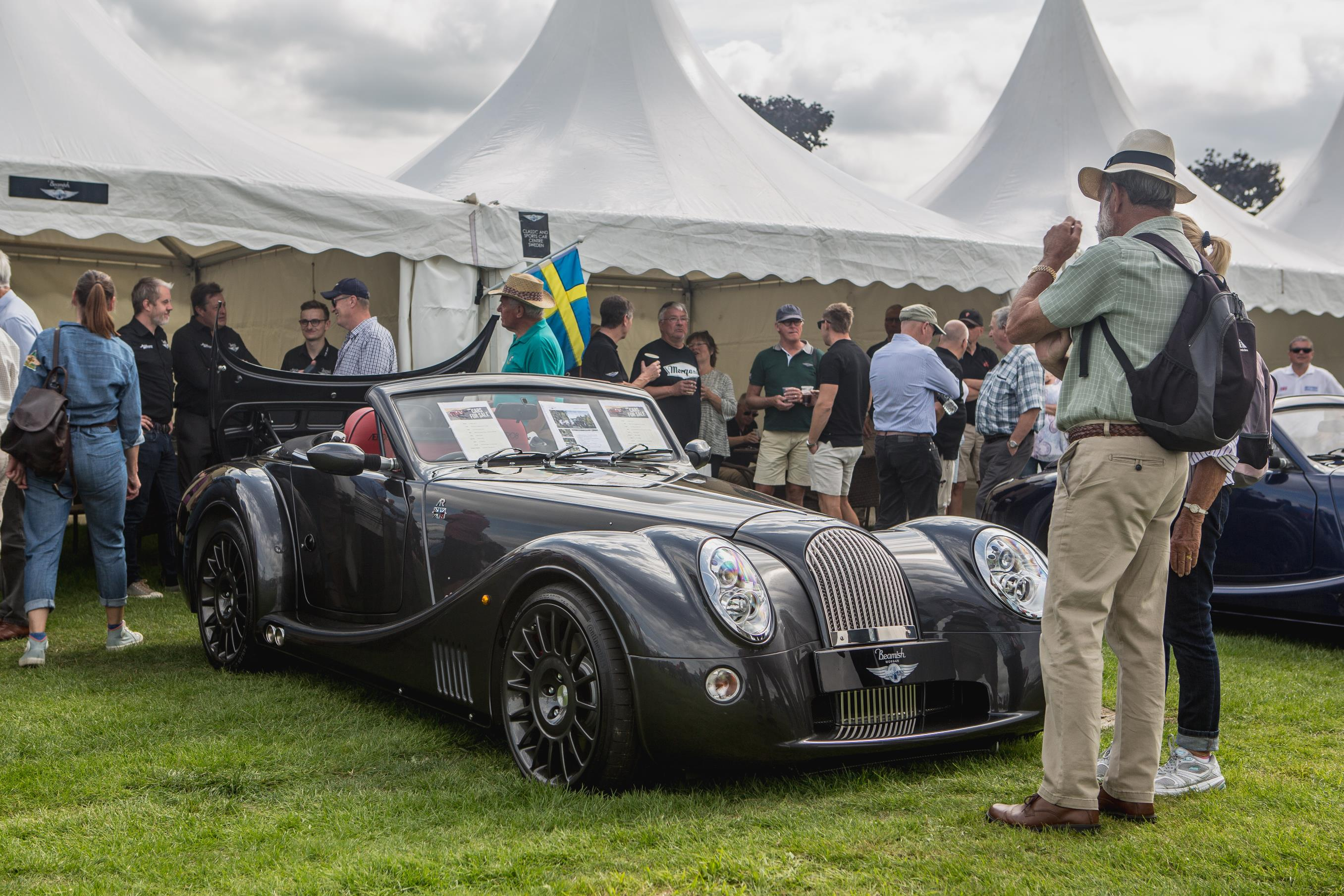 Morgan Motor Company Announcement