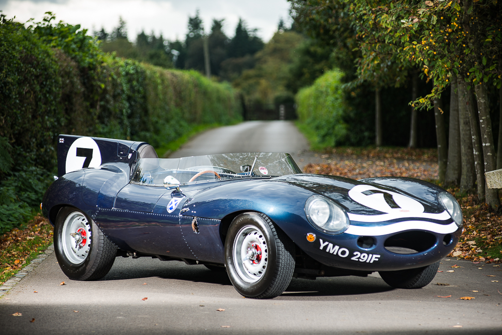 1968 LR Roadster D-Type by Realm