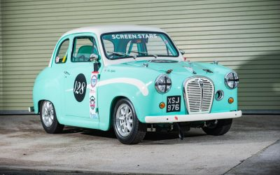 1959 Austin A35 racer