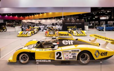 Top exhibits at this year's Paris Retromobile