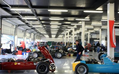 Silverstone Classic offer Competitors FREE Preview Day
