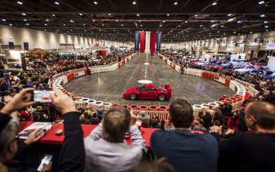 Countdown to the London Classic Car Show