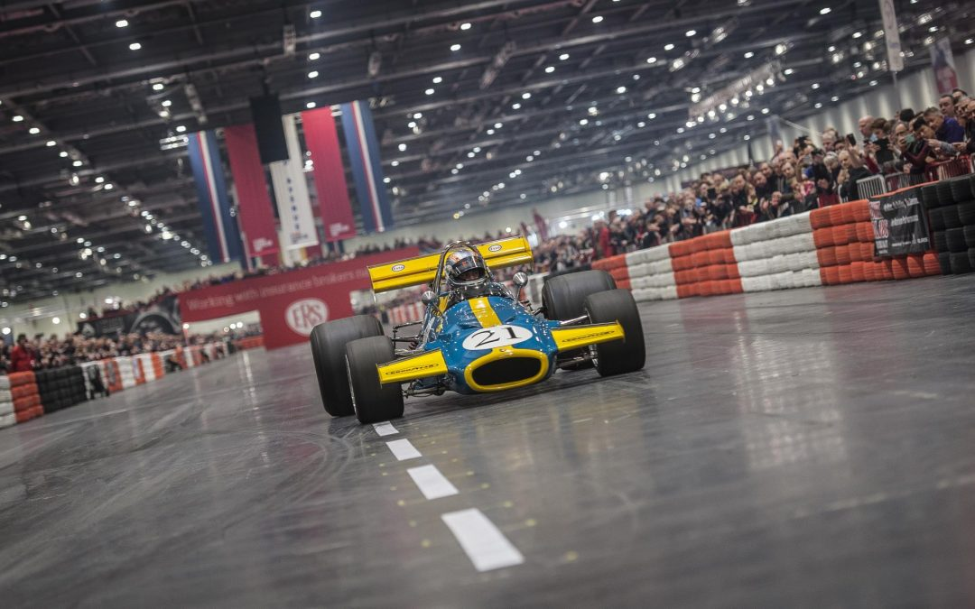 What's in store at the London Classic Car Show?