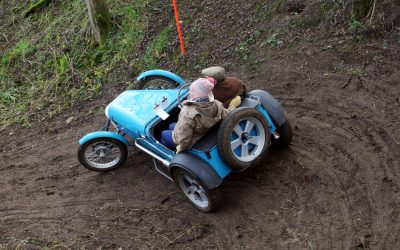 Sywell Historic Sporting Trial