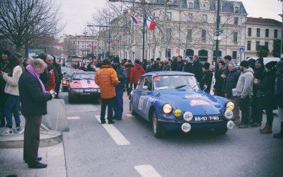 2018 Monte Carlo Rallye Historique