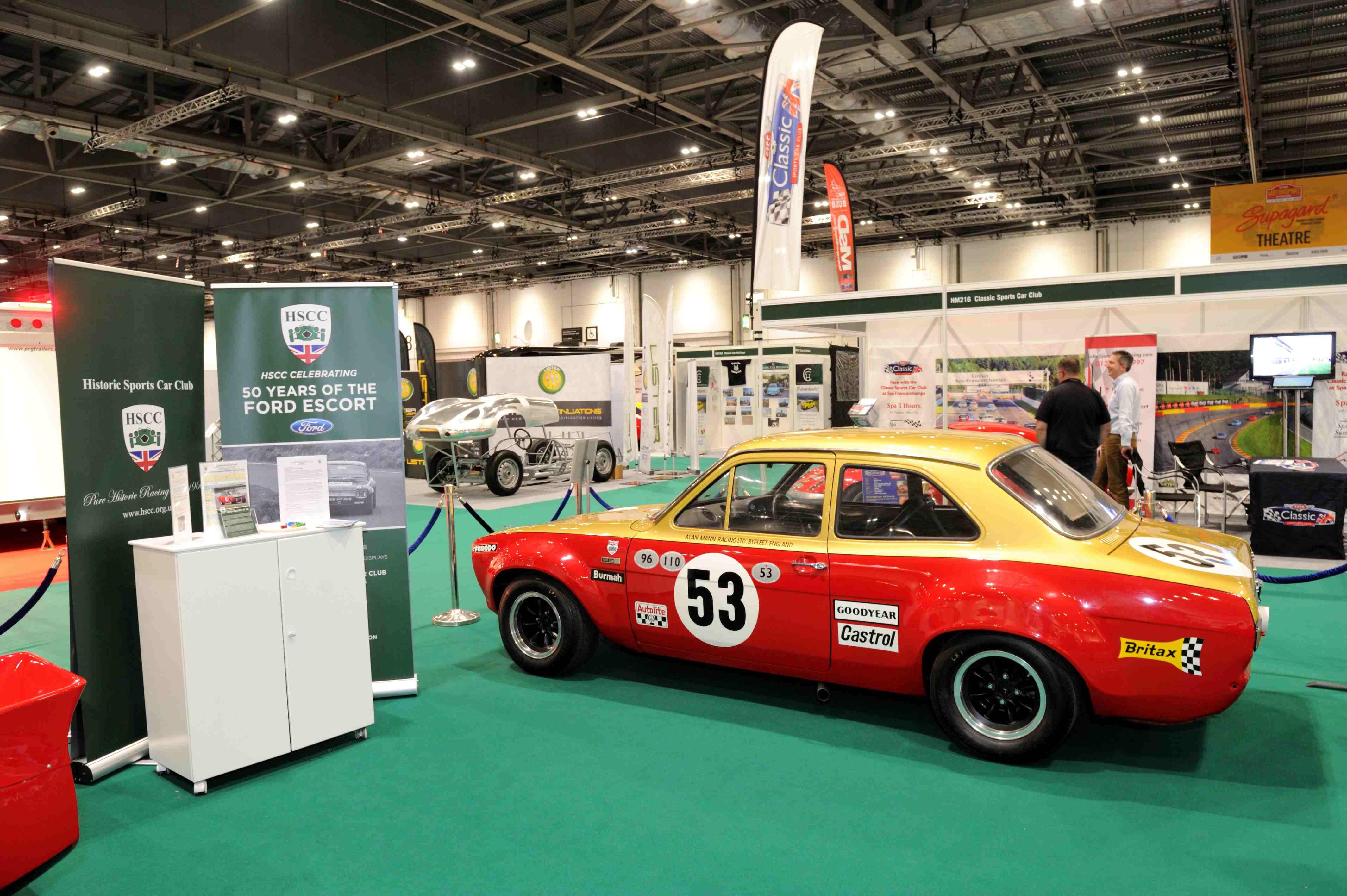 London Classic Car Show Auto Addicts - London classic car show 2018
