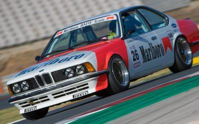 1983 BMW 635CSi Group A – FIA Historic Touring Car