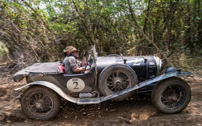 Bentley Reigns Supreme in ERA – Road to Saigon