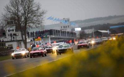 Goodwood MM77 – Driver line up and Timetable