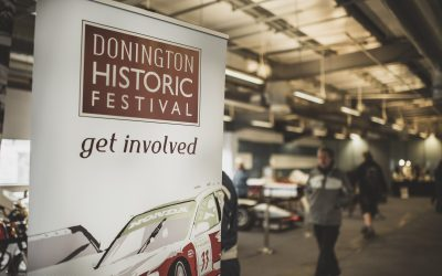 Donington Historic Festival – Timetable Announced