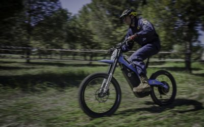 Bultaco Brinco gets tested by Spanish Army