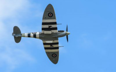 Spitfire and Hurricane flypast planned for Donington Historic Festival