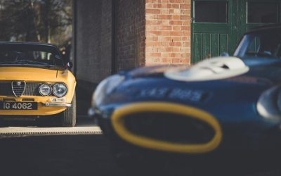Bicester Heritage Scramble – 'Drive It Day' – 22 April