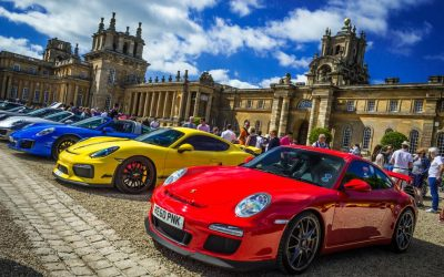 Blenheim Classic and Supercar event