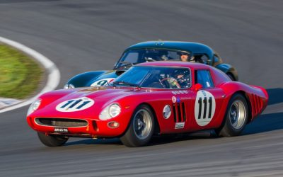 Masters Historic Racing Season heads to Imola