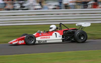 HSCC Historic Formula 2 starts at Hockenheim