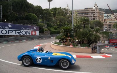 11th Grand Prix de Monaco Historique 2018