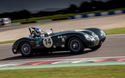 Motor Racing Legends shine at Donington Historic Festival