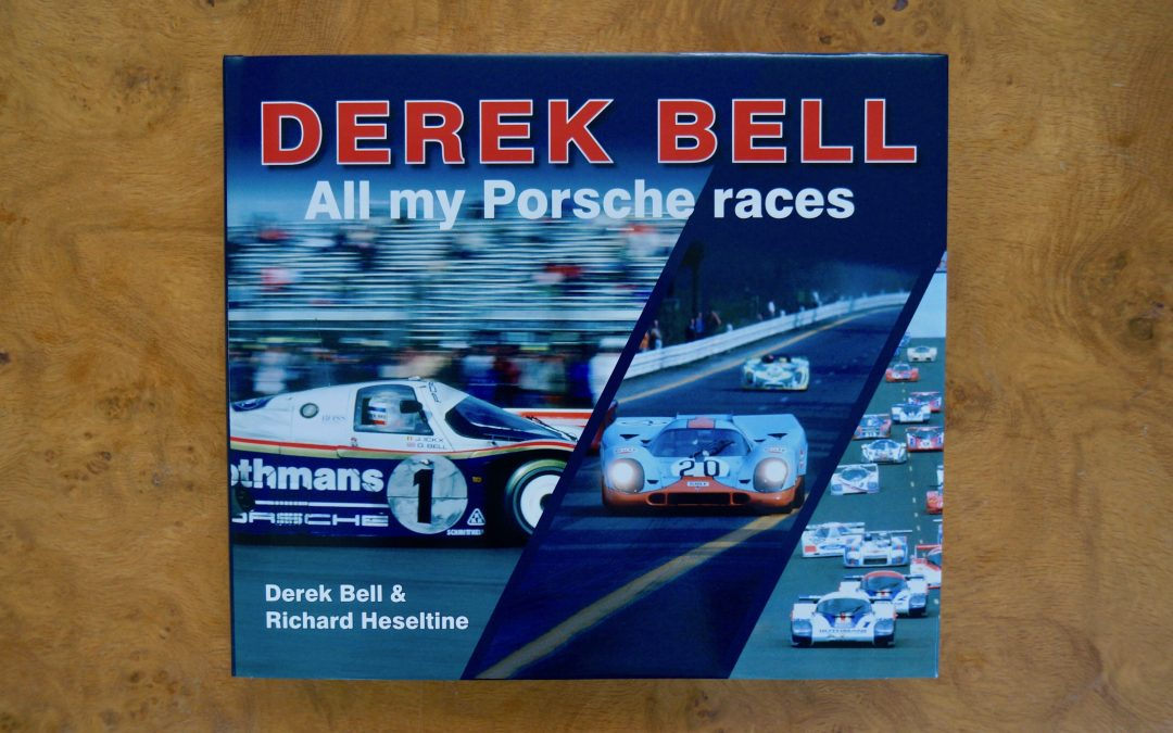 Derek Bell – All my Porsche races