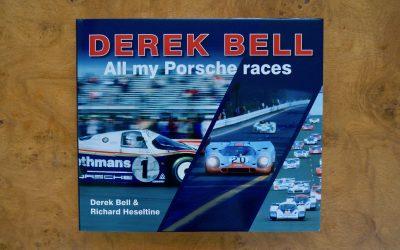 Derek Bell – All my Porsche races