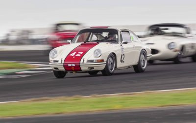GT and Sports Car Cup at Silverstone International Trophy