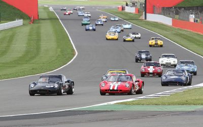 HSCC focus moves to Silverstone Grand Prix circuit