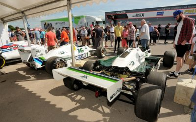 Motor Sport Legends Turn back the clock at Thruxton