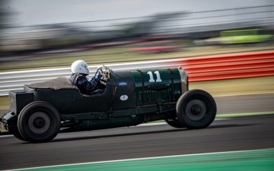 Bentley Drivers Club – An institution on the British racing calendar