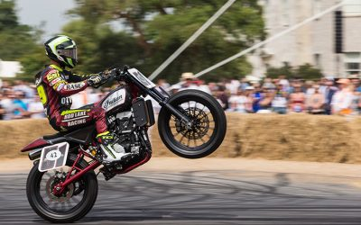 Goodwood Festival of Speed 2018 – Watch all the bike hill climb action