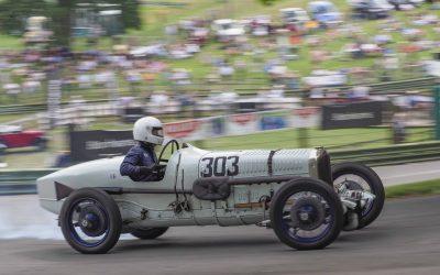 VSCC Speed Championship – Prescott Speed Hill Climb 80th Anniversary
