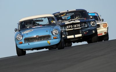 Historic Grand Prix Zandvoort in pictures