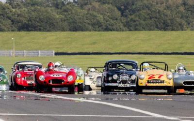 AMOC Racing delivers sensational day at Snetterton