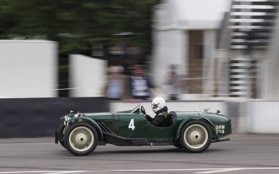 VSCC Goodwood Sprint and Summer Rally