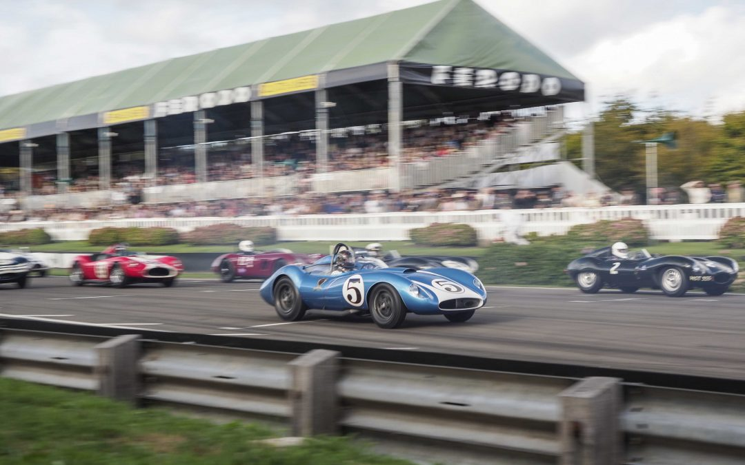 Goodwood Speedweek – The Race Card