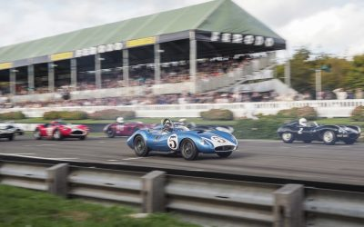 Goodwood Speedweek – The Race Card