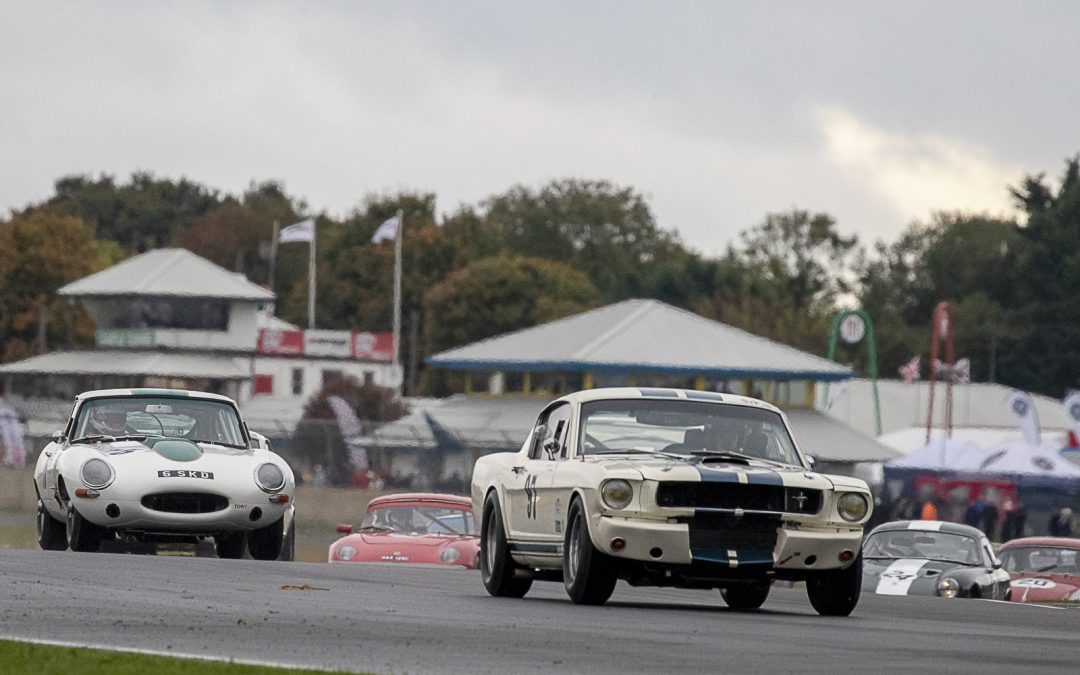Sixties heroes theme for 2019 Castle Combe Autumn Classic