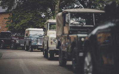 Land Rover Legends 2019