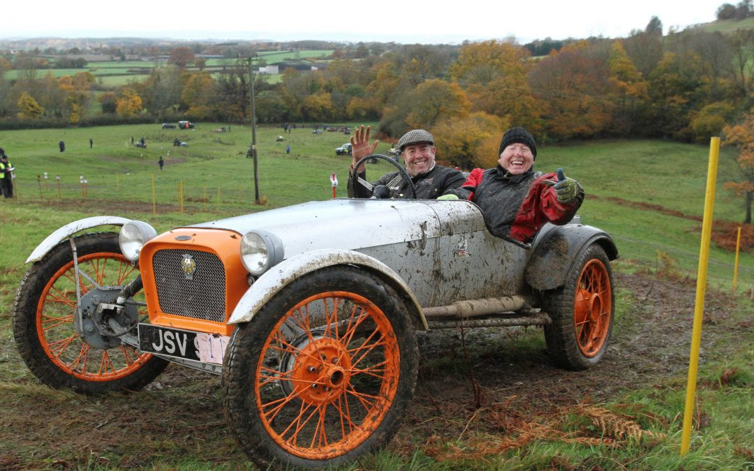 Cotswold Historic Sporting Trial