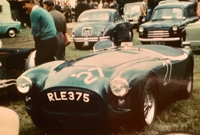 1955 AC 'Ace' with Period Race History