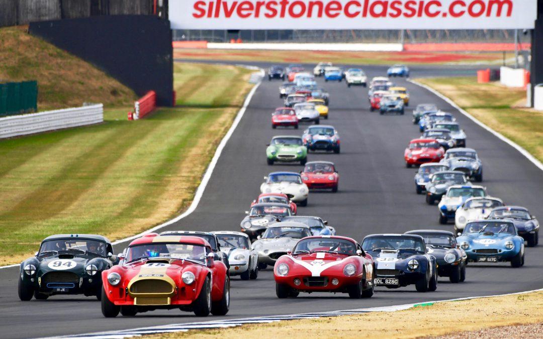 Silverstone Classic 2019