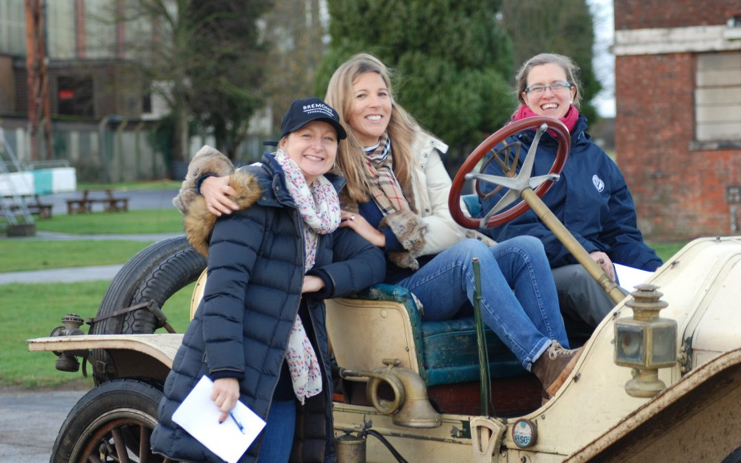 Bicester host Women in Motoring event