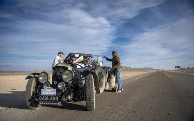 Re-Run of South American Grand Prix by Bespoke Rallies a Success