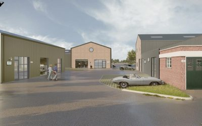 Bicester Heritage Expanding
