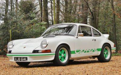 1973 Porsche 911 Carrera RS 2.7 for Sale